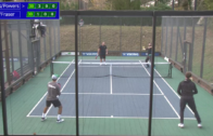 Men's Round 16s – Hughes/Powers vs Bakker/Fraser