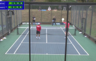 Men's Final – Broderick/Palmer vs Hughes/Powers
