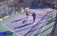 Men's Semi-Final – Hughes/Powers vs Du Randt/Parsons