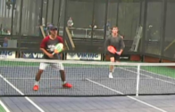 Men's Quarter Final's: Hughes – Powers vs Arraya – Ferrin-Kranewitter