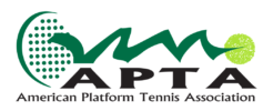 Broderic/Palmer vs Czerwinski/Gambino – Men's Quarter Final – APTA – Men & Women Nationals – Saturday | EnetLive.TV
