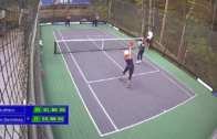 Women's Semi-Final – Cruz/Niculescu vs Hanisch/Van Starrenburg