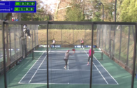 Women's Final – Cruz/Niculescu vs Hanisch/Van Starrenburg