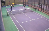 Men's Quarter-Final – Burus/Stoisavljevic vs Du Randt/Parsons